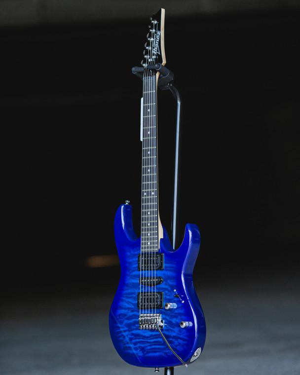 Ibanez GRX70QA TBB Electric Guitar