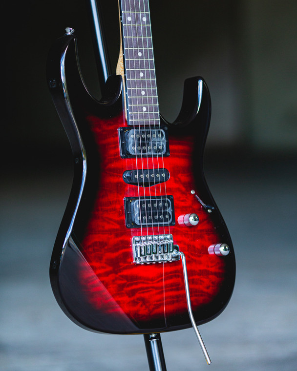 Ibanez RX70QA TRB Electric Guitar