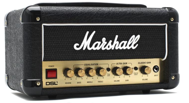 Marshall DSL1 Valve Head 1-watt