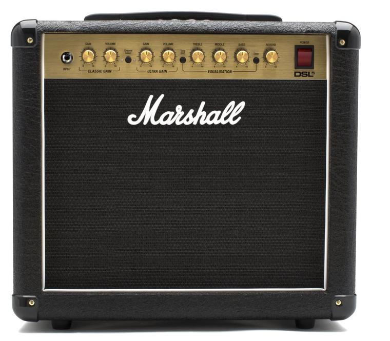 "Marshall DSL5 5-watt 1x10"" Tube Combo"