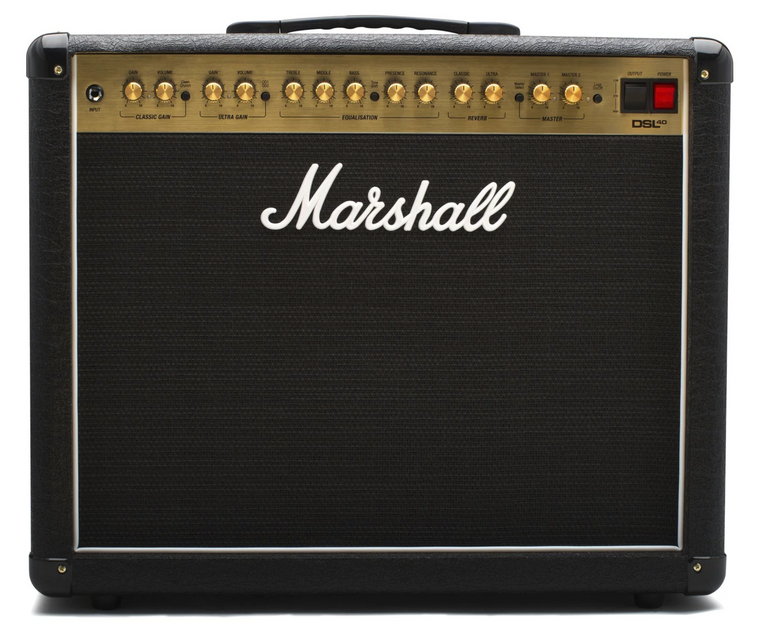 "Marshall DSL40 40-watt 1x12"" Tube Combo"