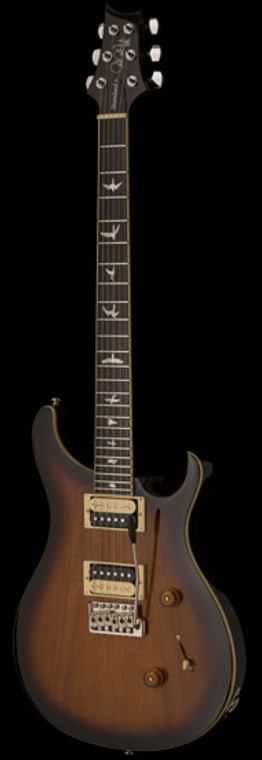 PRS SE Standard 24 - Tobacco Sunburst, Bound Neck and Body