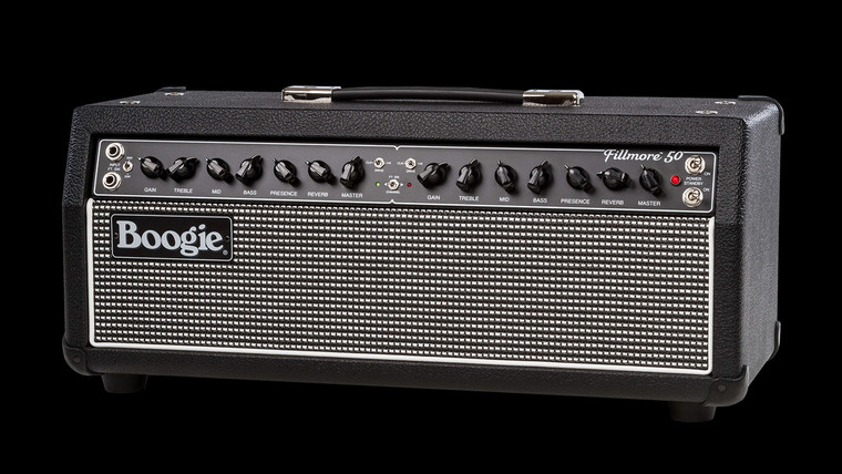 Mesa Boogie Fillmore 50 - 50-watt 2-channel Tube Head