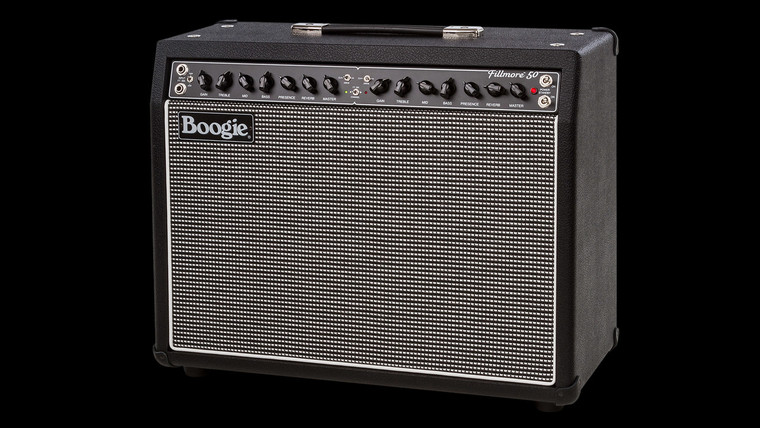"Mesa Boogie Fillmore 50 - 50-watt 1x12"" 2-channel Tube Combo"