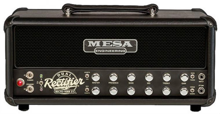 Mesa Boogie Recto-Verb 25 - 25-watt Tube Head