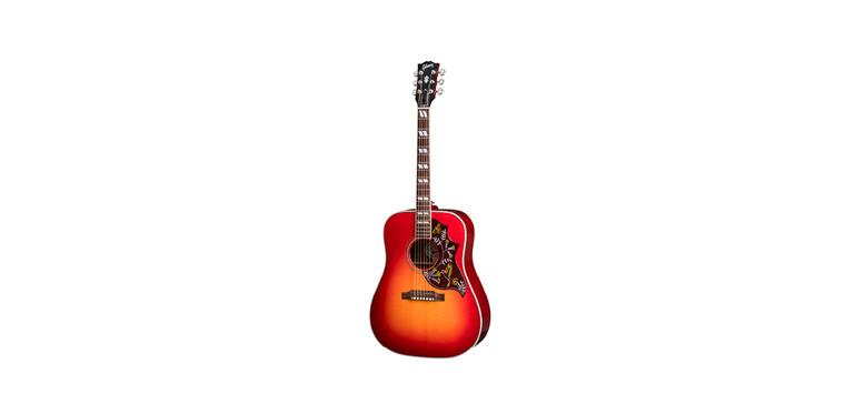 Gibson Hummingbird Acoustic Guitar Heritage Burst