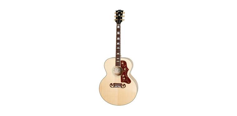 Gibson SJ-200 AN Acoustic Guitar Antique Natural