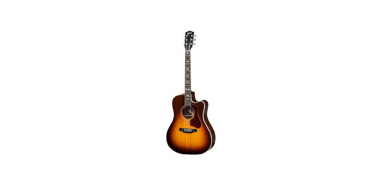 Gibson Hummingbird Rosewood Acoustic Guitar Rosewood Burst