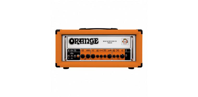 Orange Rockerverb 50H MKIII Guitar Valve Head
