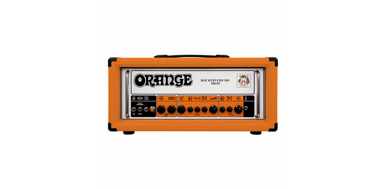 Orange Rockerverb 100H MKIII Guitar Valve Head