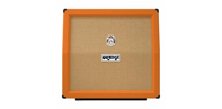 Orange PPC412 AD 4x12 Angled Cab