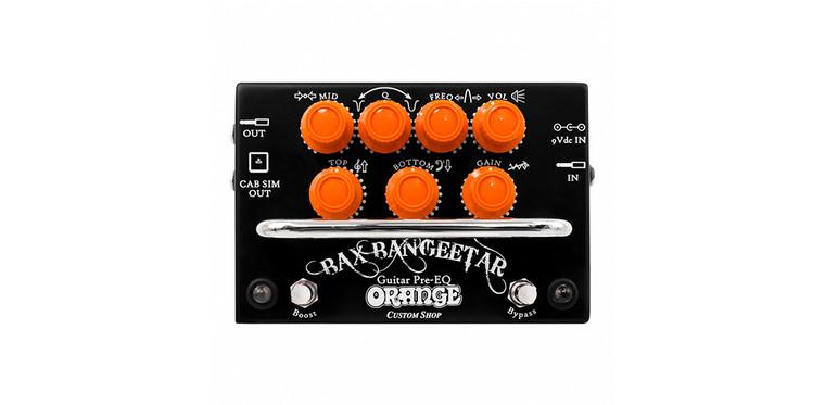 Orange Bax Bangeetar Pre-EQ Pedal
