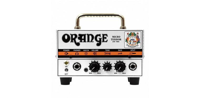 Orange MT20 Micro Terror Guitar Valve Head