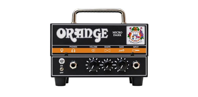 Orange MD Micro Dark Guitar Valve Head