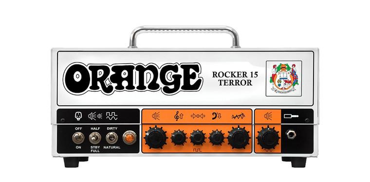 Orange Rocker 15 Terror Guitar Valve Head
