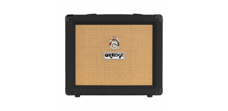 Orange Crush 20 BK Black Combo Amplifier