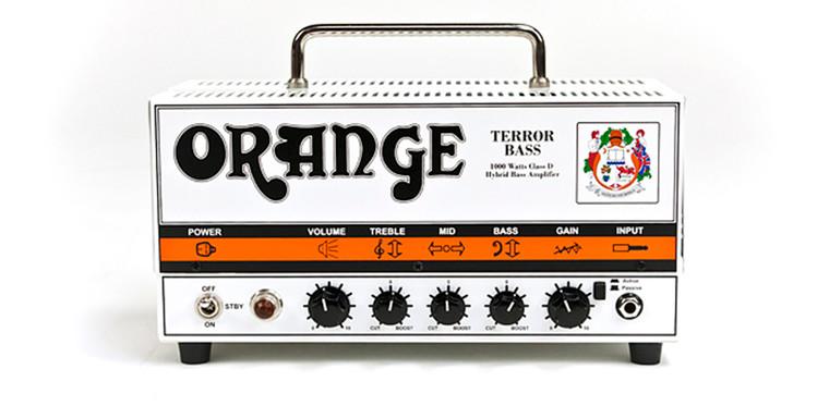 Orange Terror Bass 500 Head Amplifier