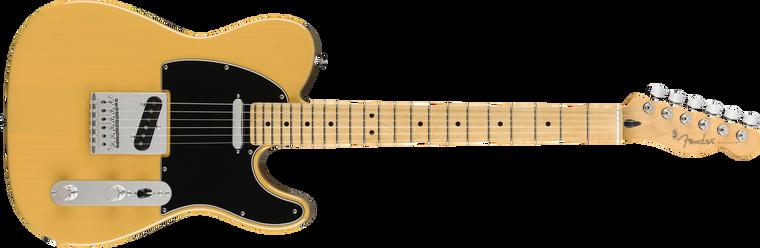 Fender Player Telecaster Maple Fingerboard, Butterscotch Blonde