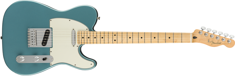 Fender Player Telecaster Maple Fingerboard, Tidepool