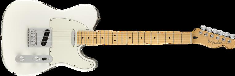 Fender Player Telecaster Maple Fingerboard, Polar White