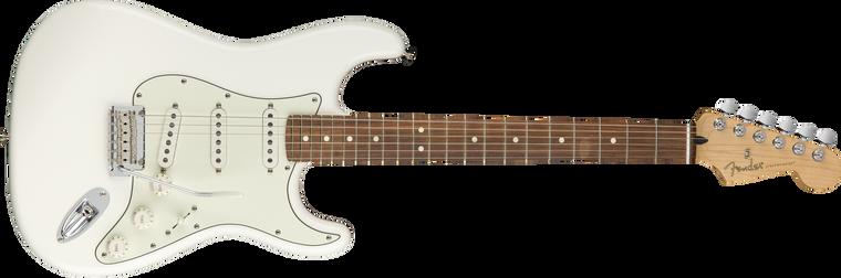 Fender Player Stratocaster Pau Ferro Fingerboard, Polar White