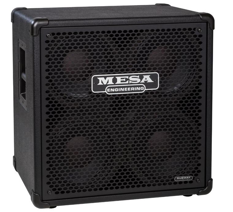 "Mesa Boogie Subway 4x10 - 4x10"" 1200-watt 4-ohm Bass Cabinet"