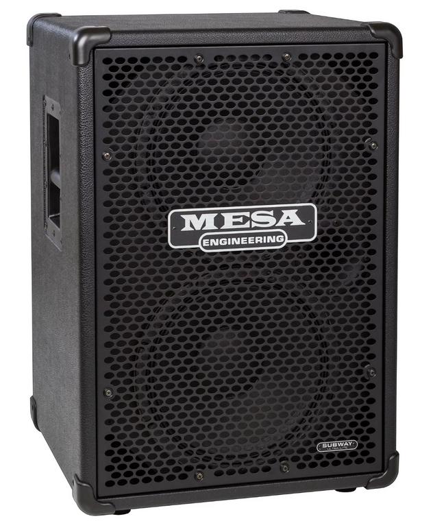 "Mesa Boogie Subway 2x12 - 2x12"" 800-watt 4-ohm Bass Cabinet"