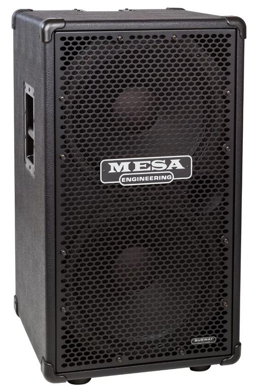 "Mesa Boogie Subway 2x15 - 2x15"" 800-watt 4-ohm Bass Cabinet"