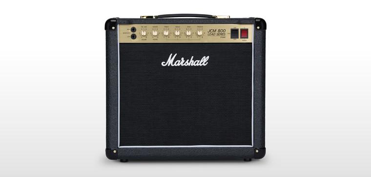 """Marshall SC20C Studio Classic 20/5-watt 1x10"""" Tube Combo Amp"""