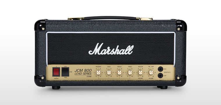 Marshall SC20H Studio Classic 20/5-watt Tube Head (SC20H)