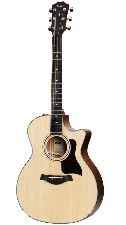 Taylor 314ce - Sapele Back and Sides with V-class Bracing