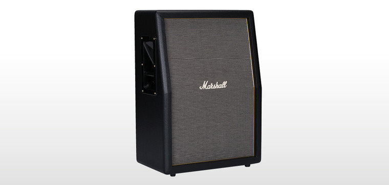 "Marshall ORI212A Origin 160-watt 2x12"" Vertical Extension Cabinet"