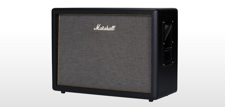 "Marshall ORI212 Origin 160-watt 2x12"" Horizontal Extension Cabinet"