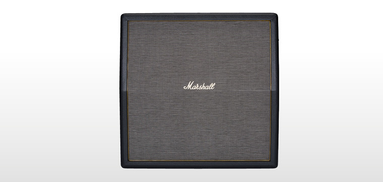 "Marshall ORI412A Origin 240-watt 4x12"" Slant Extension Cabinet"