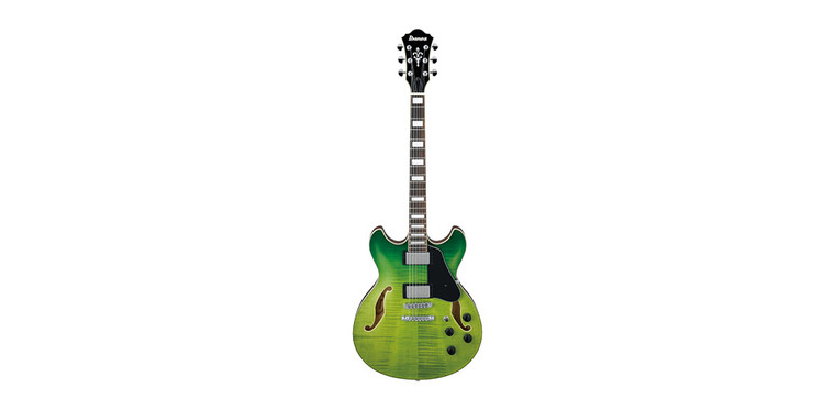 Ibanez AS73FM GVG Electric Guitar
