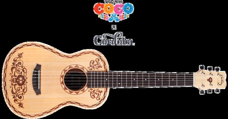 CORDOBA COCO MINI SP 6-STRING GUITAR SP/MH PACK
