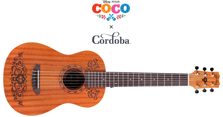 CORDOBA COCO MINI MH 6-STRING GUITAR MH/MH PACK