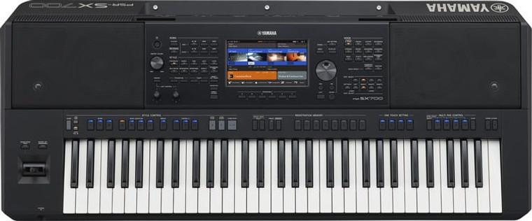Yamaha PSRSX700 61-key Arranger Workstation