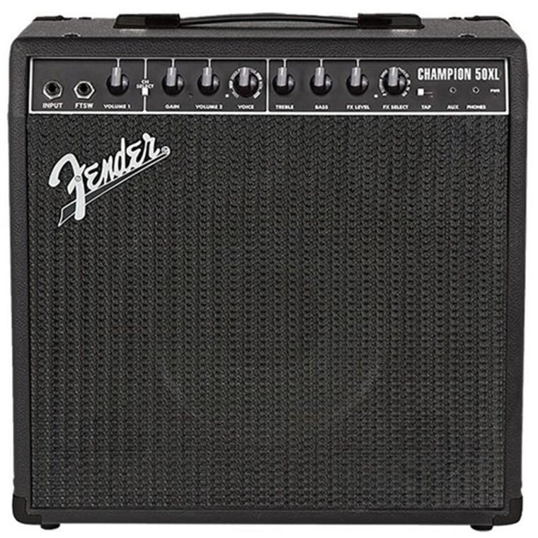 "Fender Champion 50XL - 50-watt 1x12"" Combo Amp"