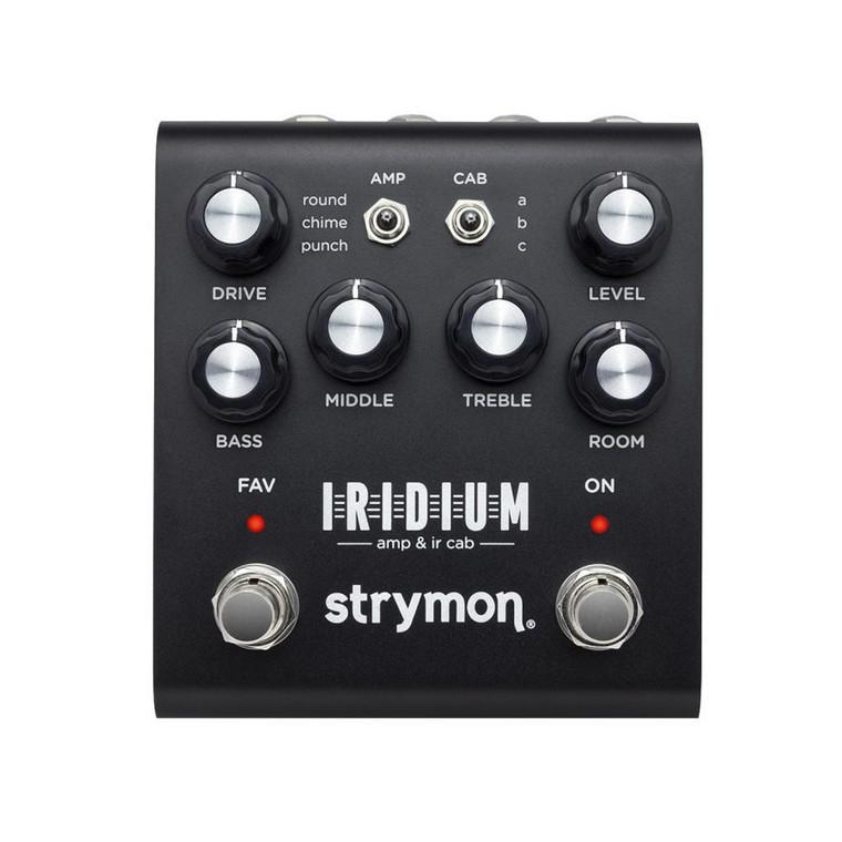 Strymon Iridium - Amp Modeller & Impulse Response Cabinet Pedal