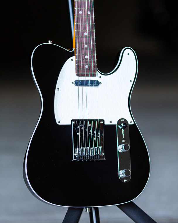 Fender American Ultra Telecaster, Rosewood Fingerboard, Texas Tea 118030790