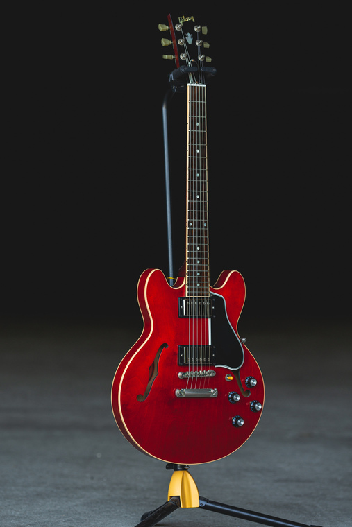 Gibson Custom ES339 Heritage Cherry 2010 Dot