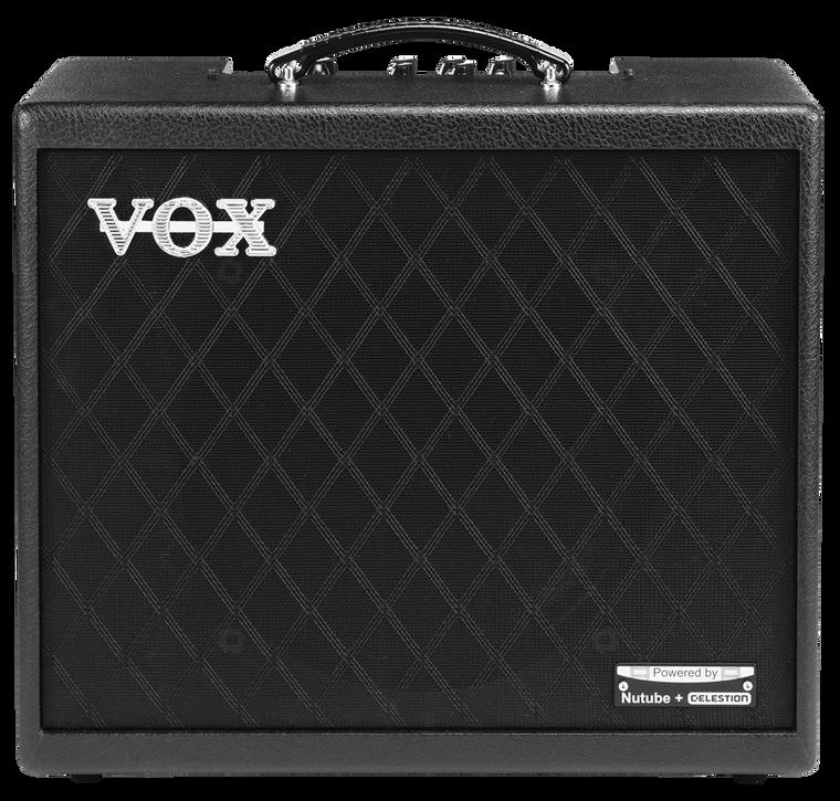 "Vox Cambridge 50 50-watt 1x12"" Modeling Combo Amp with Nutube"