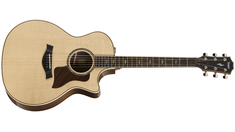 Taylor 814ce V-Class - Natural