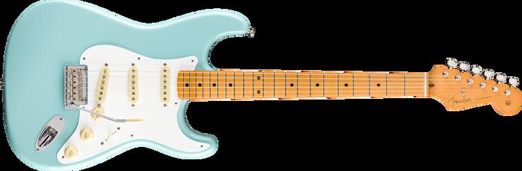 Fender Vintera® '50s Stratocaster® Modified, Maple Fingerboard, Daphne Blue
