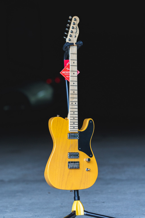 Fender Limited Edition Cabronita Telecaster®, Maple Fingerboard, Butterscotch Blonde