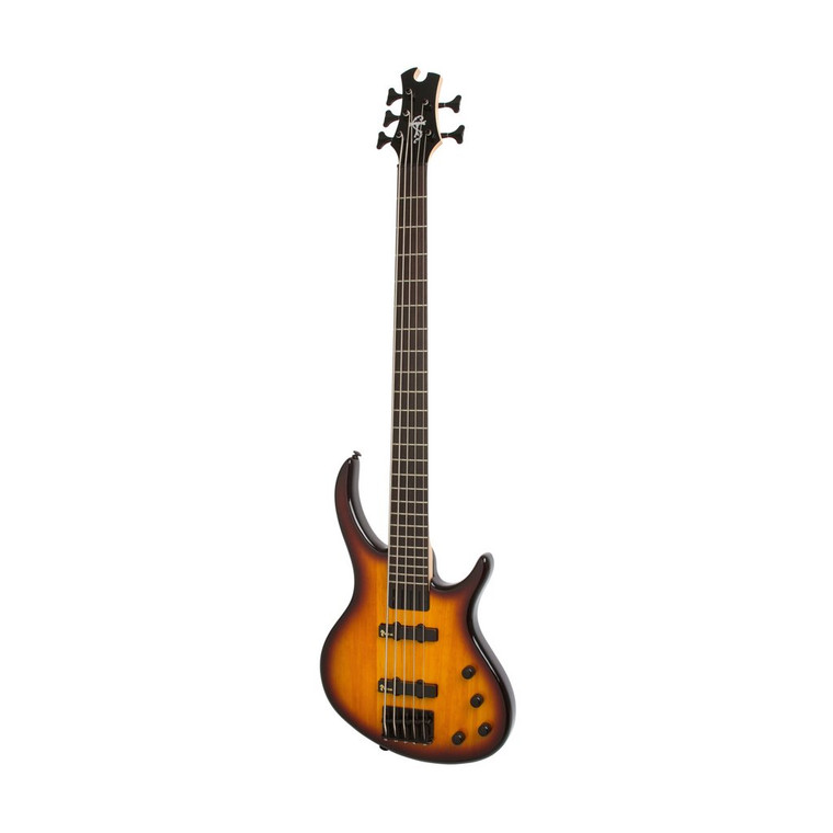 Epiphone Toby Deluxe-V Bass - Gloss