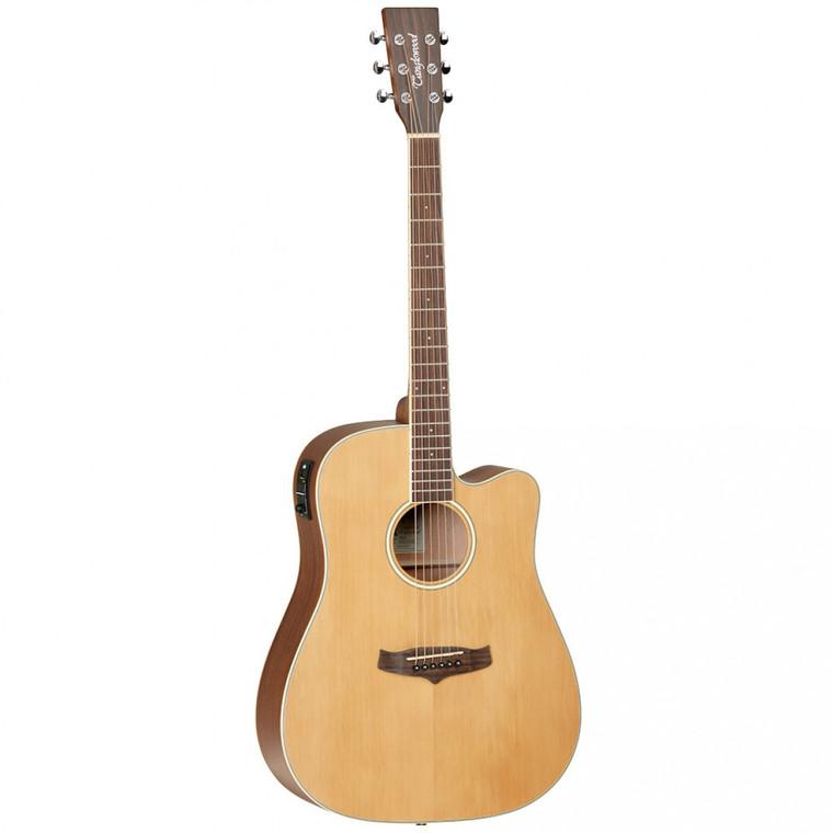 Tanglewood TW10 Winterleaf Acoustic Electric Guitar Guitar World Qld Ph 07 55962588