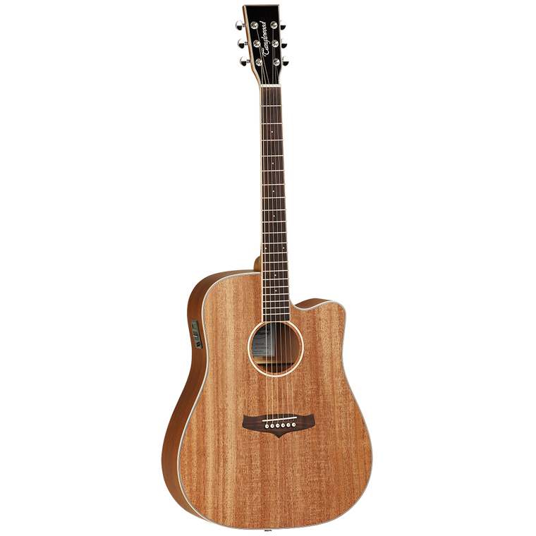 Tanglewood TWUDCE Union Acoustic Electric Guitar Guitar World Qld Ph 07 55962588