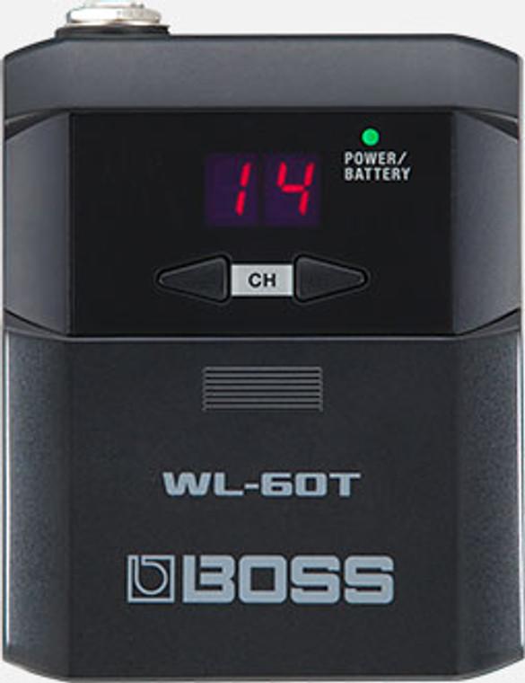 BOSS WL60T - GUITAR WIRELESS SYSTEM